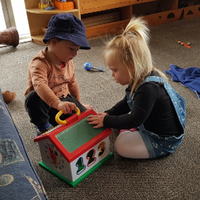 all ages play together-childcare centre-Gumdrops Early Learning Centre Christchurch